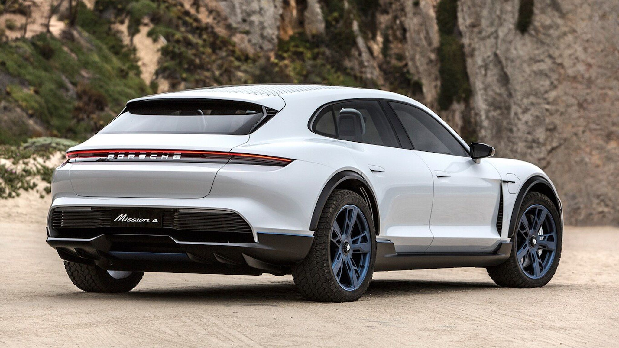 2022 Porsche Taycan Cross Turismo Set To Debut In Early 2021 Porsche Mission Porsche Taycan Mission E