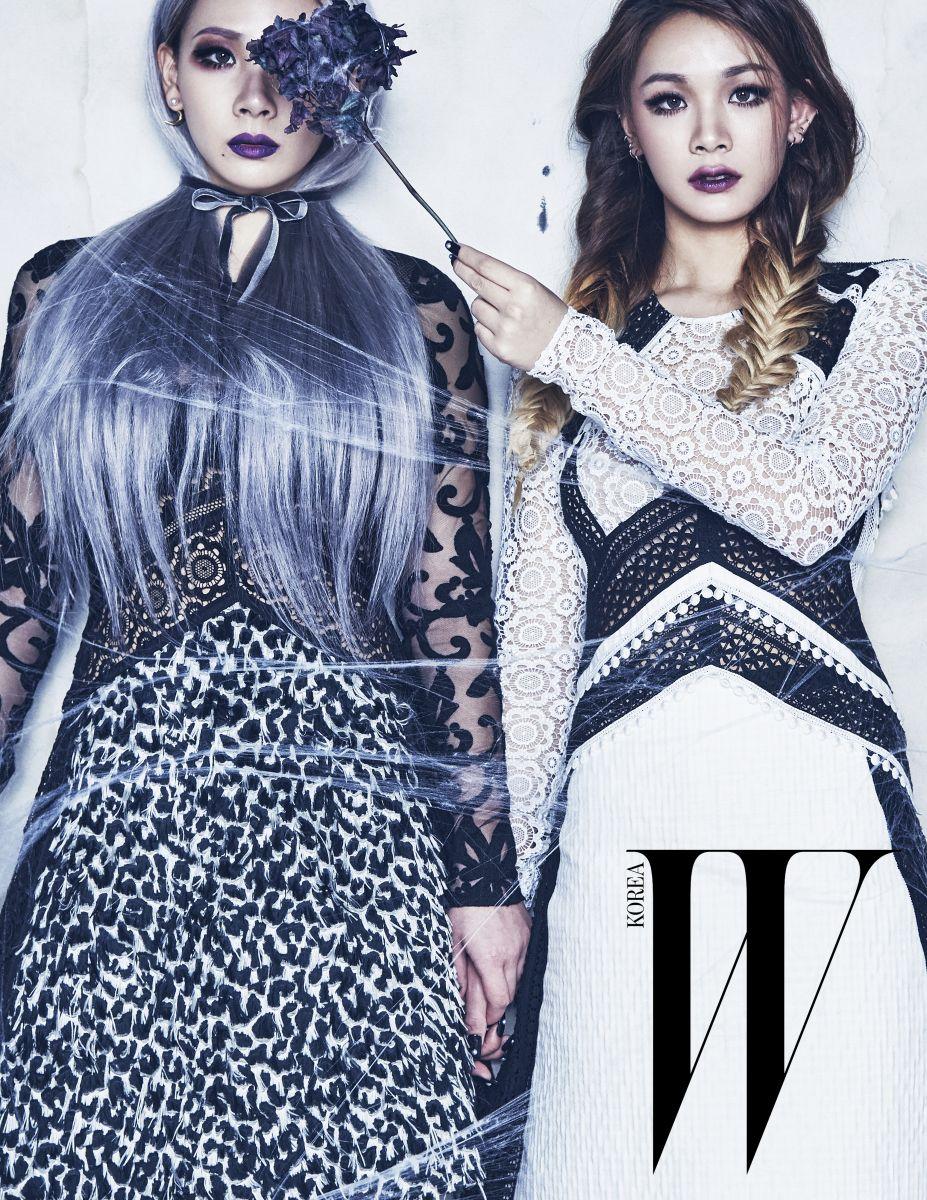 #CL #2NE1 #ChaeLin #HaRin