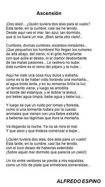 Recuerdo Haber Recitado Este Poema En Noveno Grado 3 Recuerdos