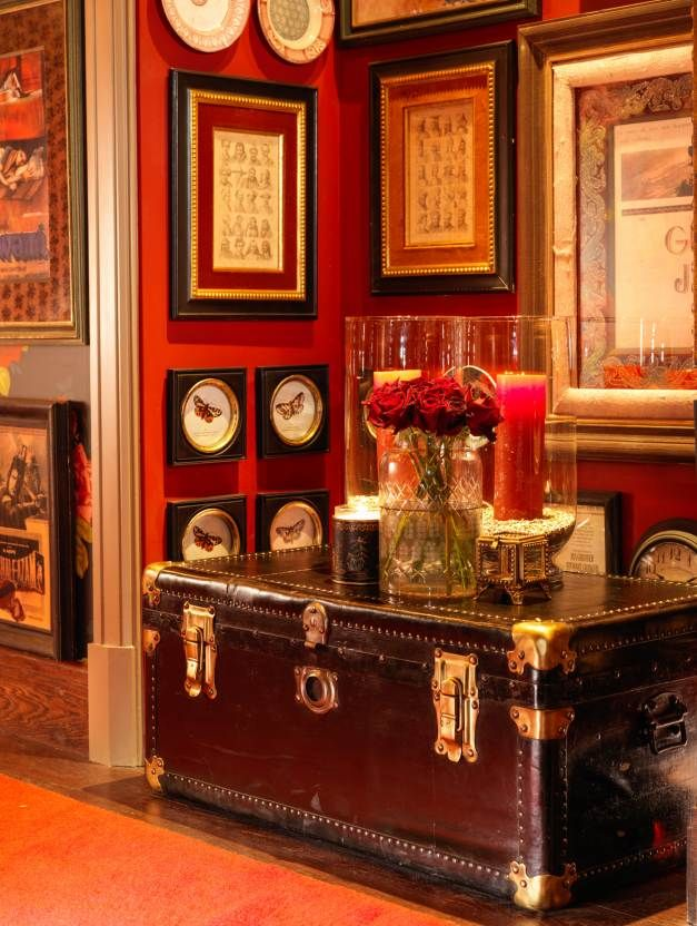 Taj reveals new Bollywood-inspired suite... at 51 Buckingham Gate  Inspired by the golden age of cinema and created by acclaimed Indian designer Sabyasachi Mukherjee, the new Cinema Suite combines vintage design with modern facilities.