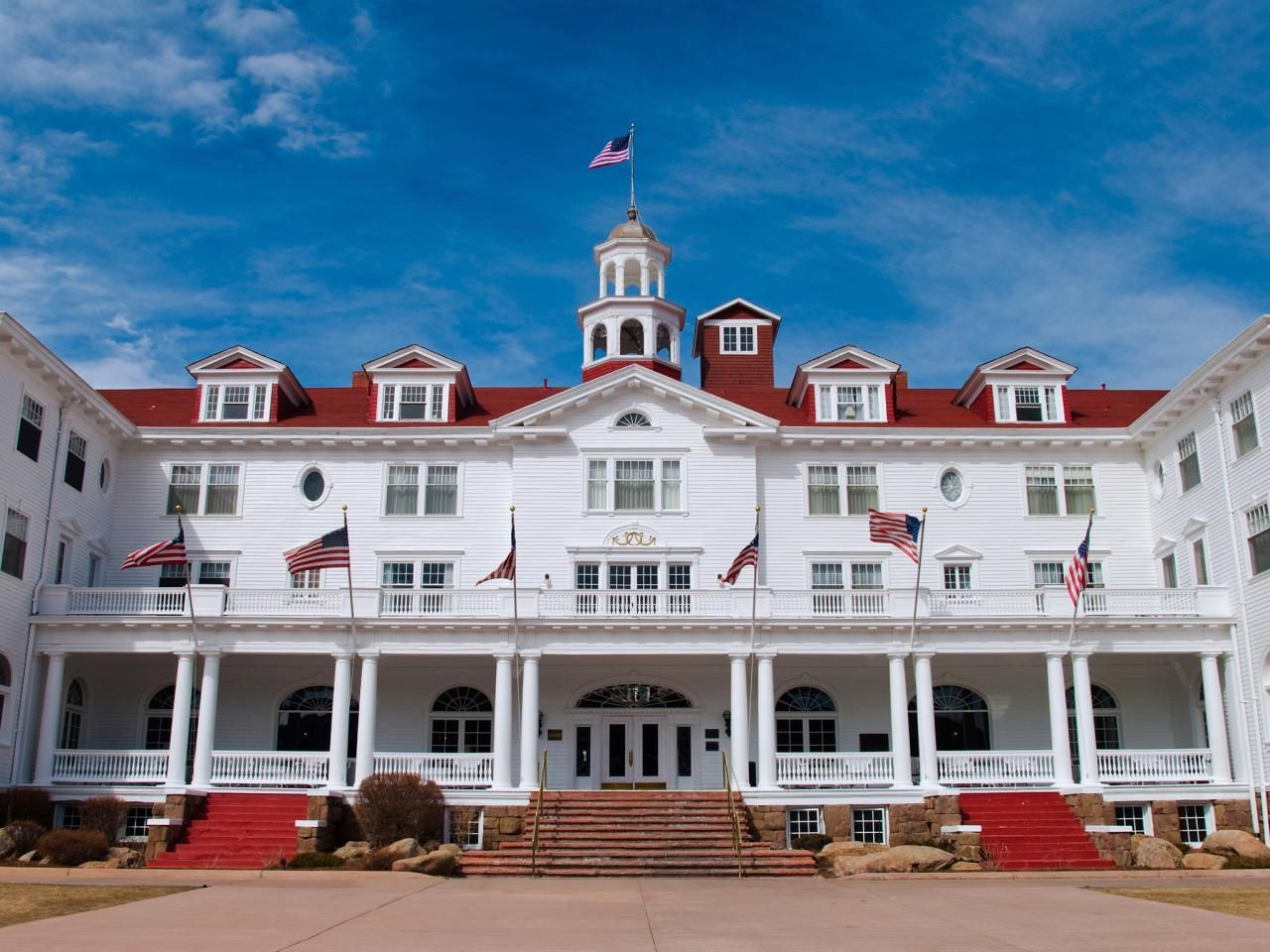 Colorado S Stanley Hotel Ed Horror Master Stephen King And Inspired The Setting For Shining
