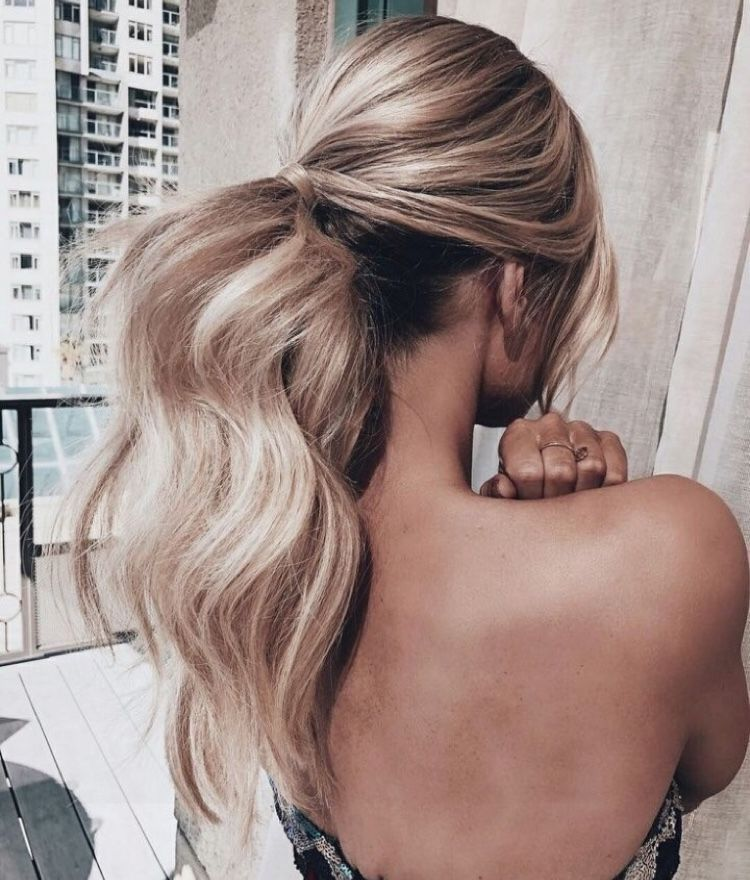 Girls Hairstyle Aesthetic Hair Light Tumblr Blonde Girl Vogue Goals Https Weheartit Com Entry 32 Hair Styles Hairdo For Long Hair Long Hair Styles
