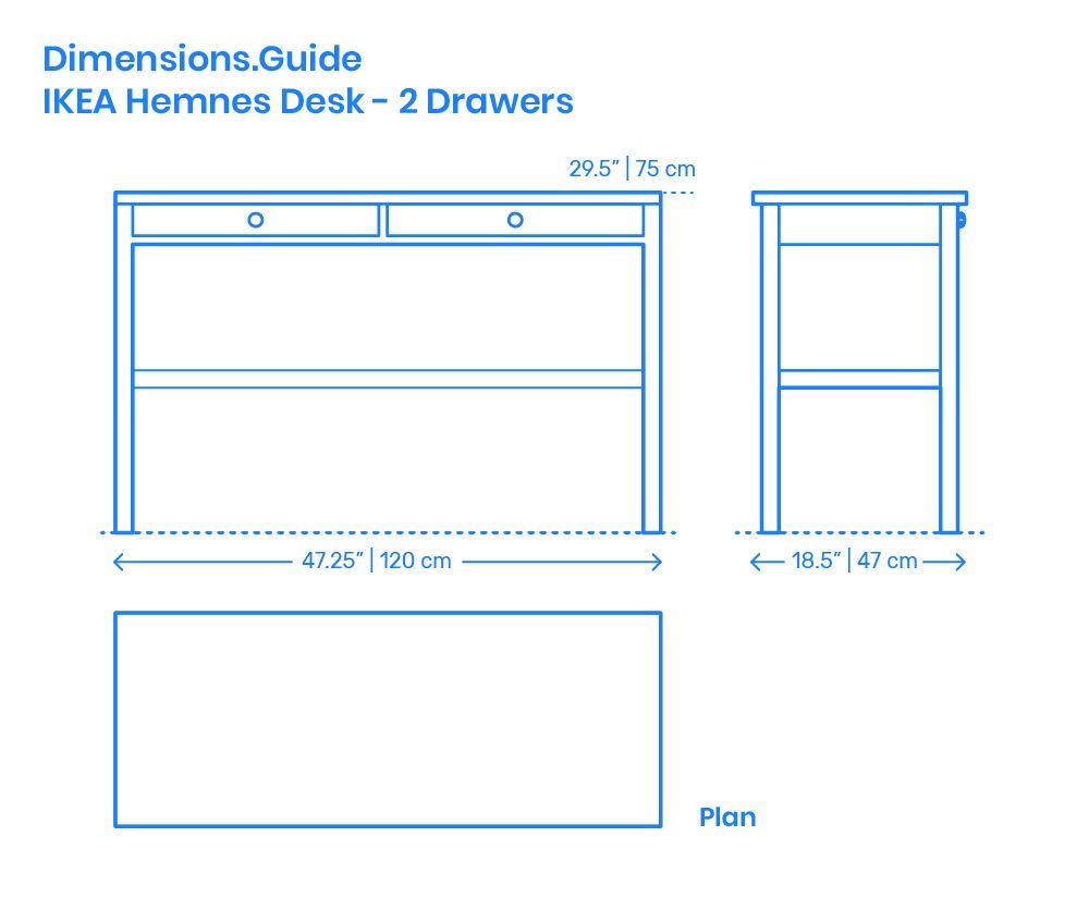 Ikea Hemnes Desk 2 Drawers Ikea Hemnes Desk Ikea Hemnes Hemnes