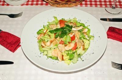 Pasha NS - Salata sa grilovanim pilećim grudima http://www.donesi.com/novisad/pasha-dostava-602.php