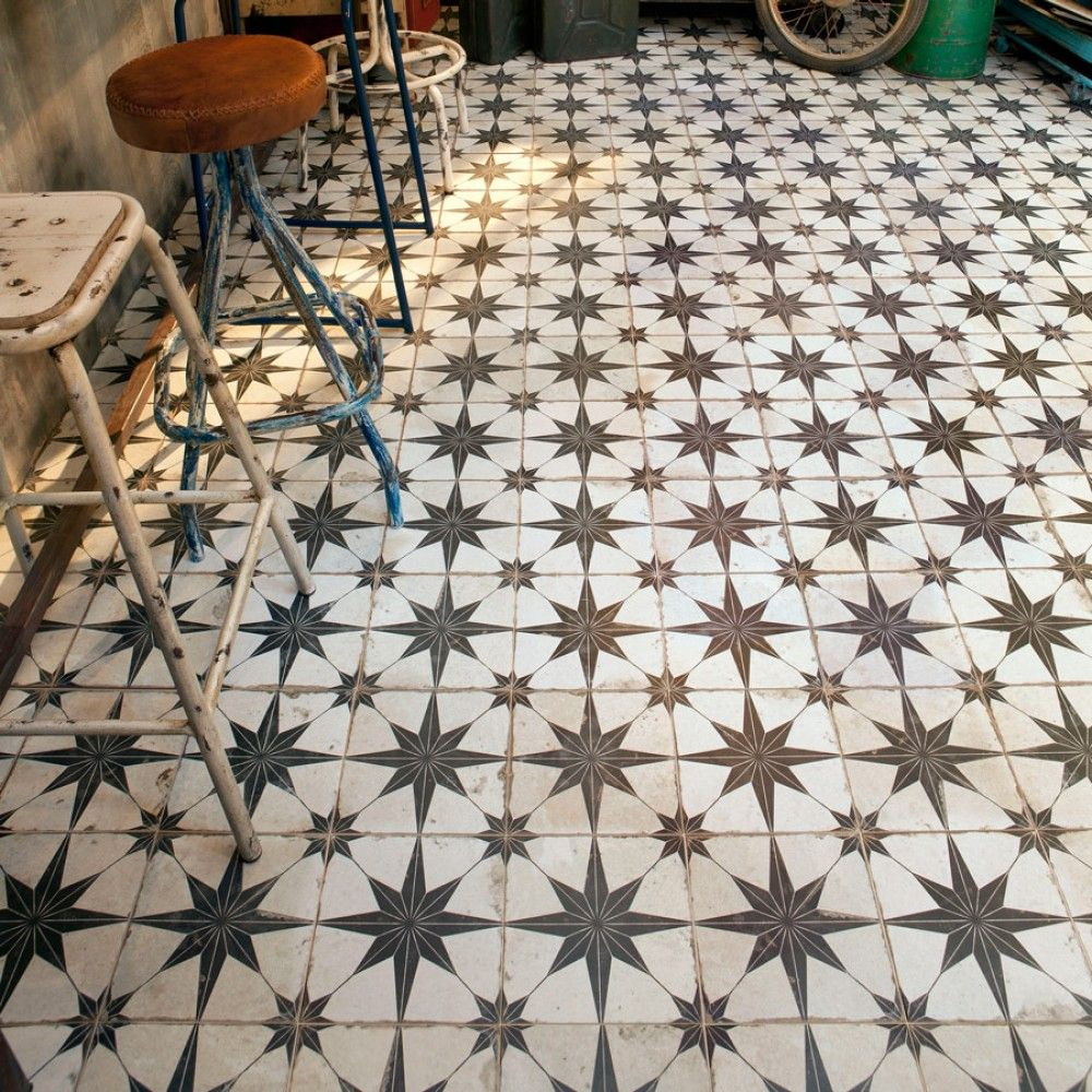 heritage star encaustic tiles kitchen