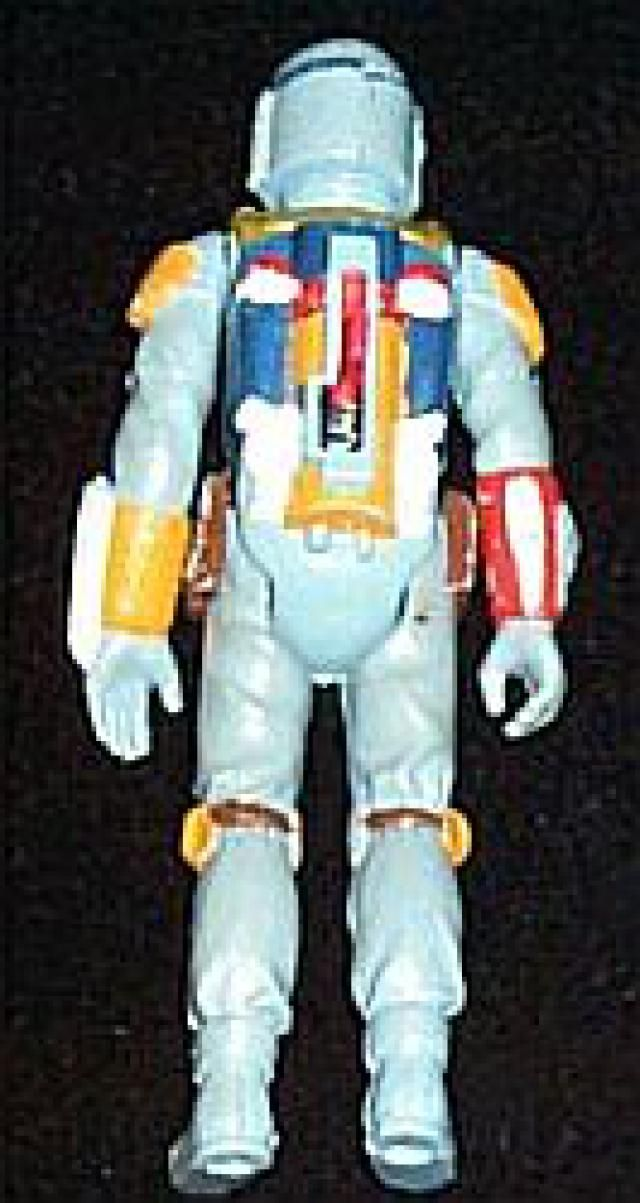 What Are the 5 Most Valuable Star Wars Action Figures?: Rocket Firing Boba Fett, 1980