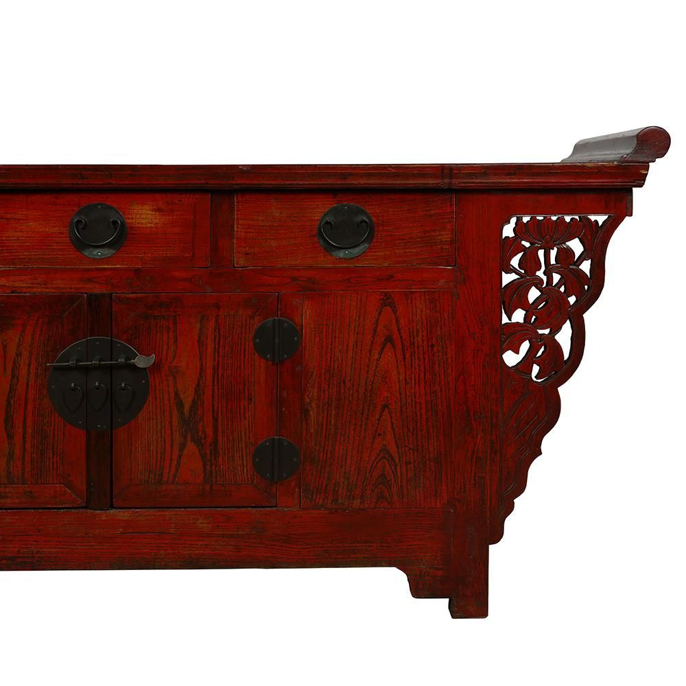 Prime Chinese Antique Carved Sideboard Buffet Table Asian Home Interior And Landscaping Transignezvosmurscom