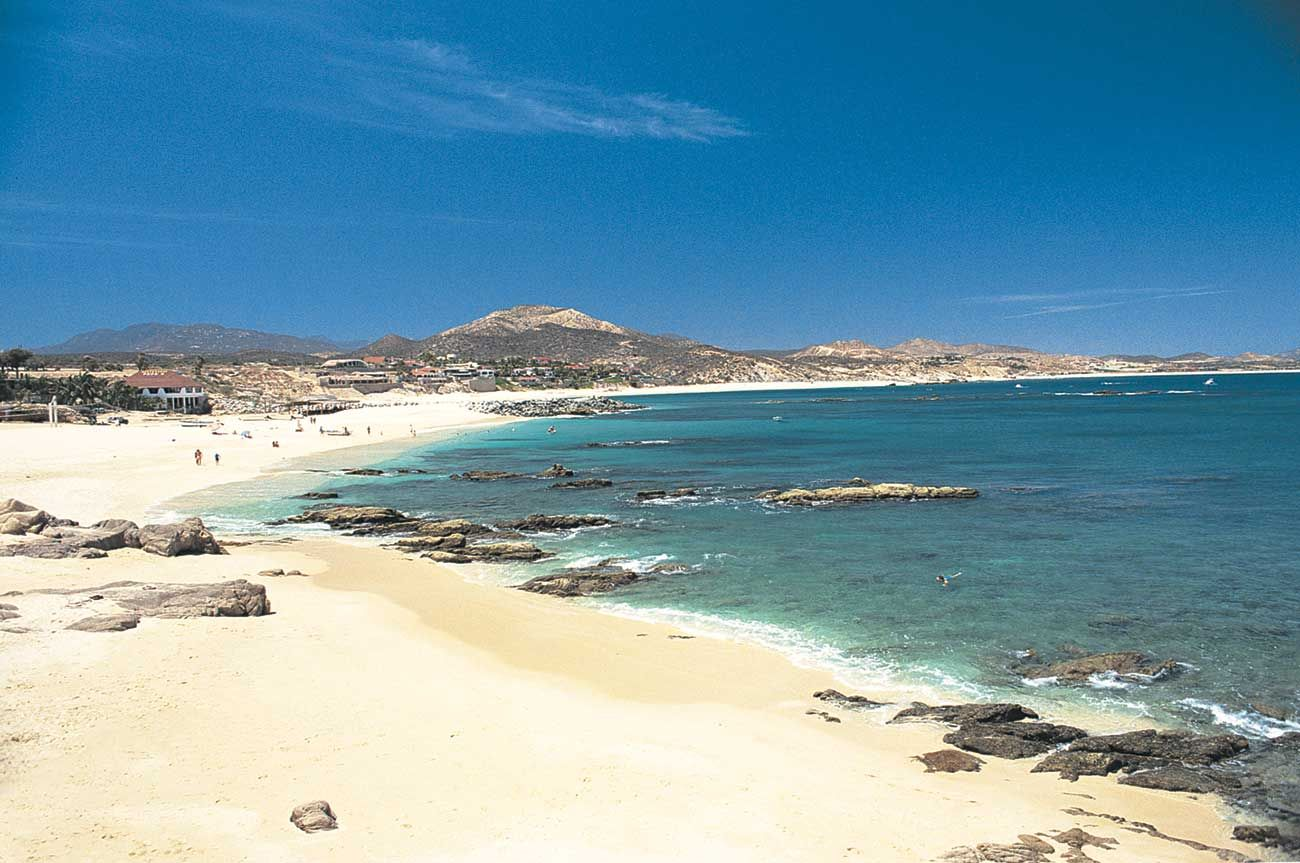 Pamilla Beach Sea Of Cortez San Jose Del Cabo Baja California