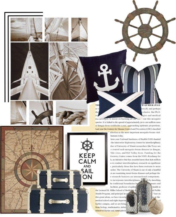 Key Elements Of Nautical Style: Nautical Elements