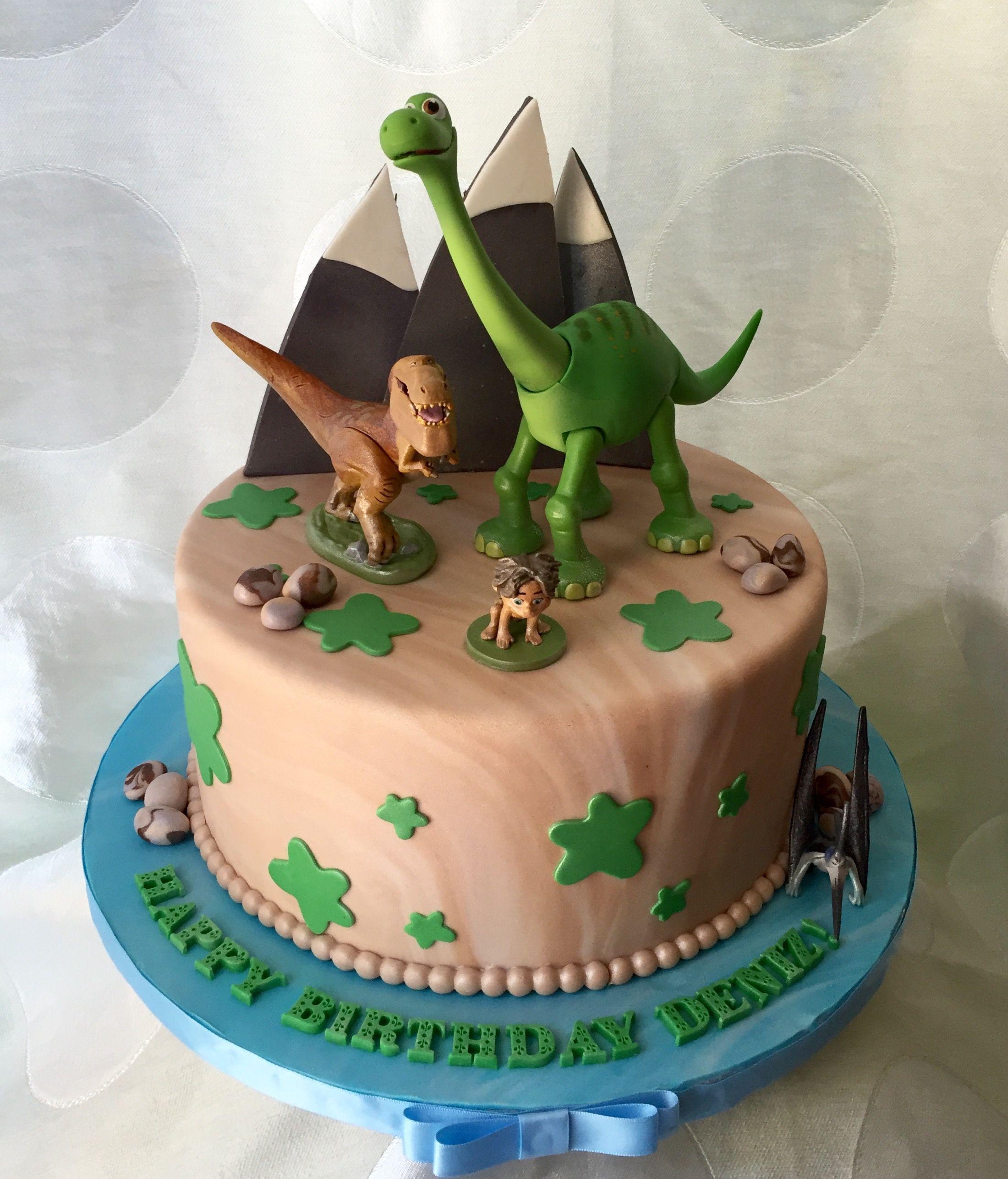 Dinosaur cake. Good dinosaur cake My Cakes Pinterest ...