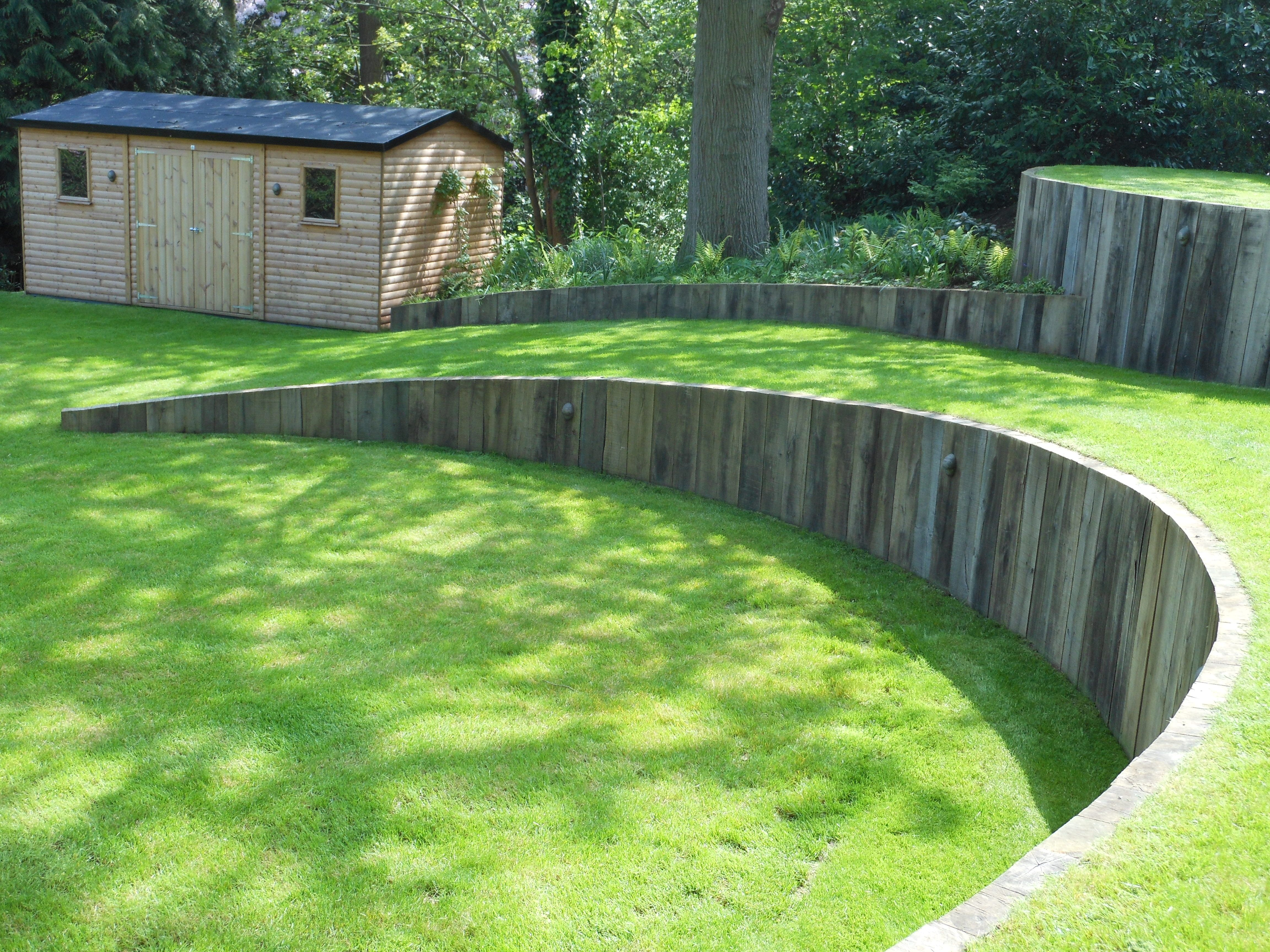 Gartenplanung Kleine Gärten Lawn Levels G Beautiful And Creative Garden Design