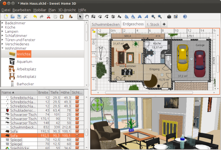 10 Completely Free Floor Plan Software For Home Or Office In 2020