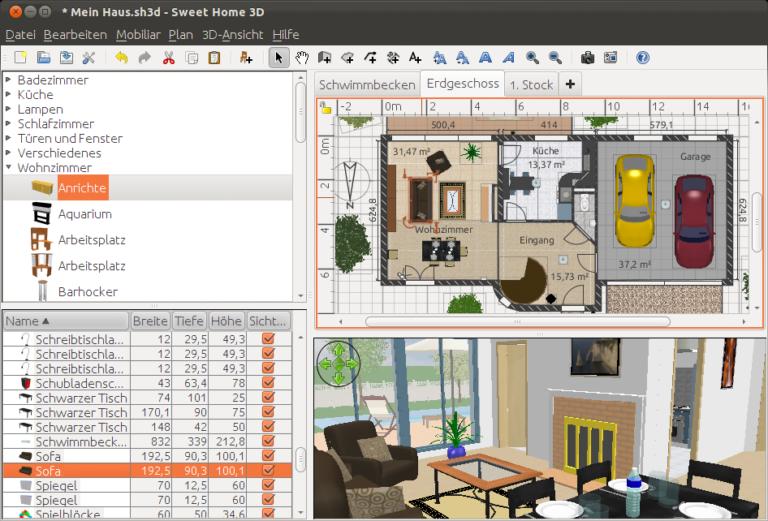 10 Completely Free Floor Plan Software For Home Or Office 3d Home Design Software Free Floor Plans Small Bathroom Remodel Designs
