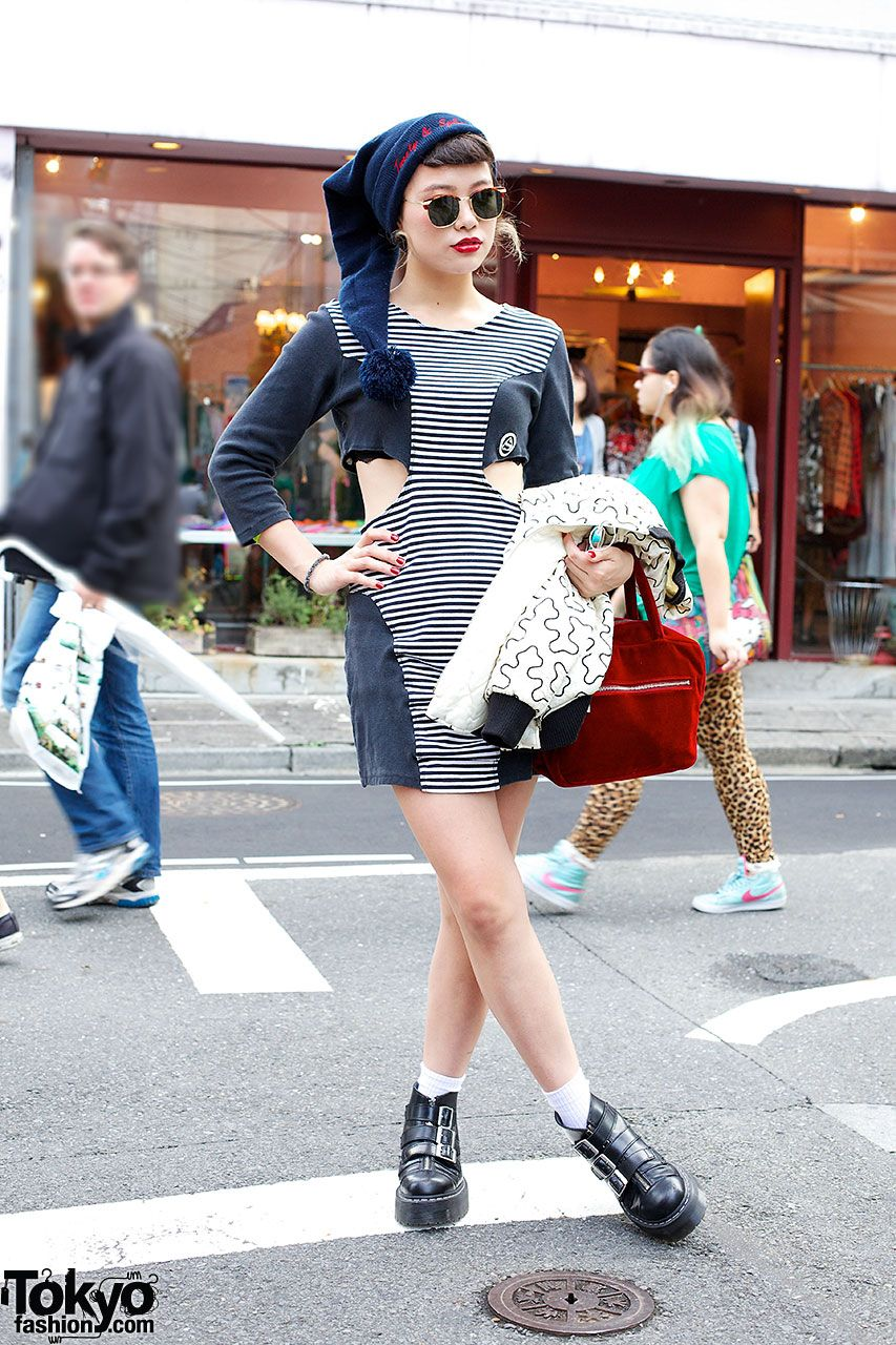 Mikki  | 9 November 2012 | #Fashion #Harajuku (原宿) #Shibuya (渋谷) #Tokyo (東京) #Japan (日本)
