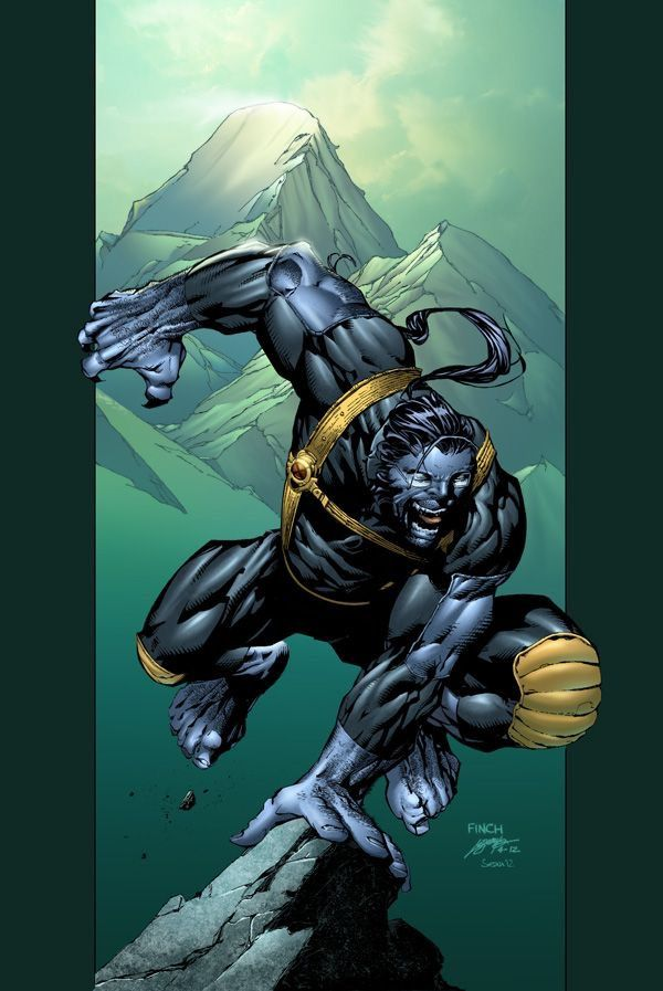 Beast Dr Hank Mccoy Of Ultimate X Men Beast Marvel Marvel Comic Character Marvel Art