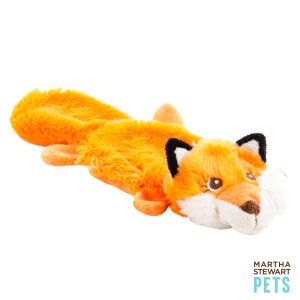 Martha Stewart Pets Flat Animal Crinkle Dog Toy Toys Petsmart