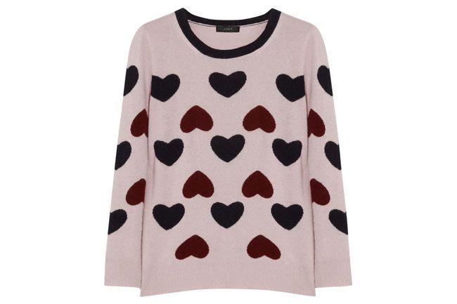 J. Crew Heartbreaker sweater