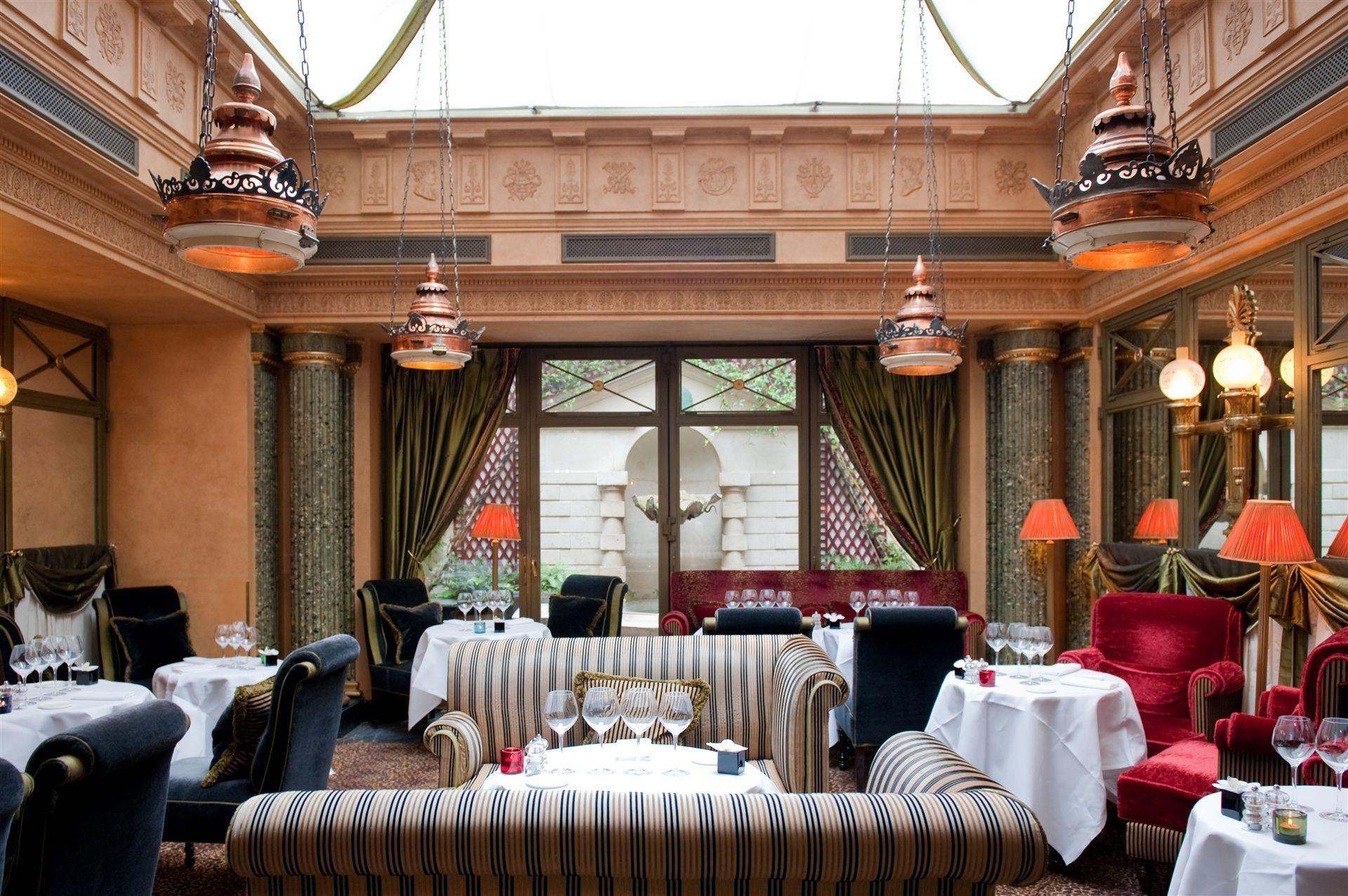 le restaurant de lhtel 13 rue des beaux arts 75006 paris