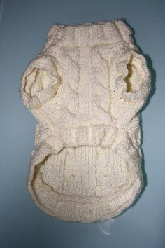 modele tricot pull chihuahua