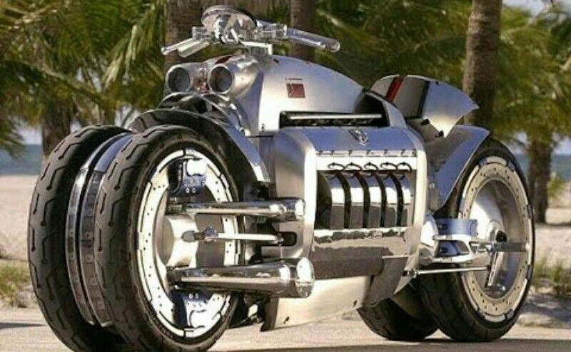 Dodge Tomahawk Superbike Price 500 000 700 000 Custom Choppers Bikes Personalizadas Motos