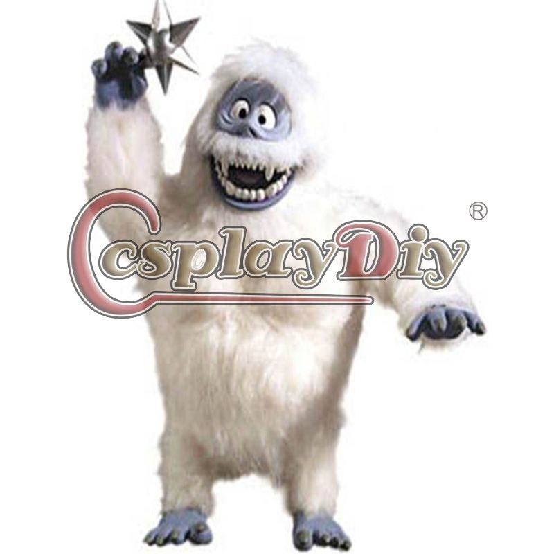 Find More Mascot Information about White Snow Monster Yeti Mascot ...