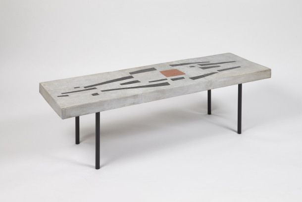 Andre Borderie TableLow Table Circa 1960Vintage Par Basse 2beD9YEIHW