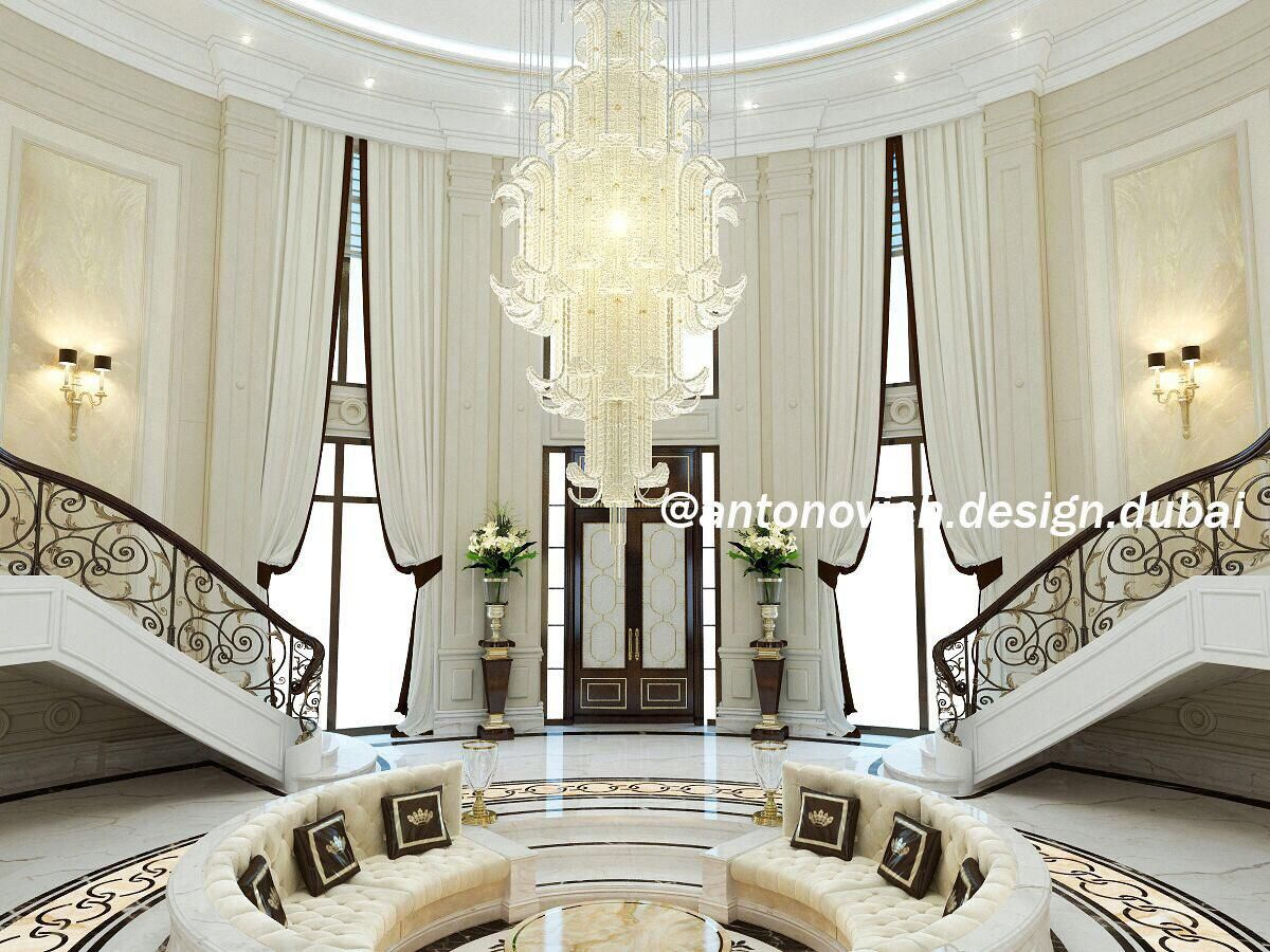 Daz D Dream Home Foyer And Living Room : Pin by luxury antonovich design on halls from