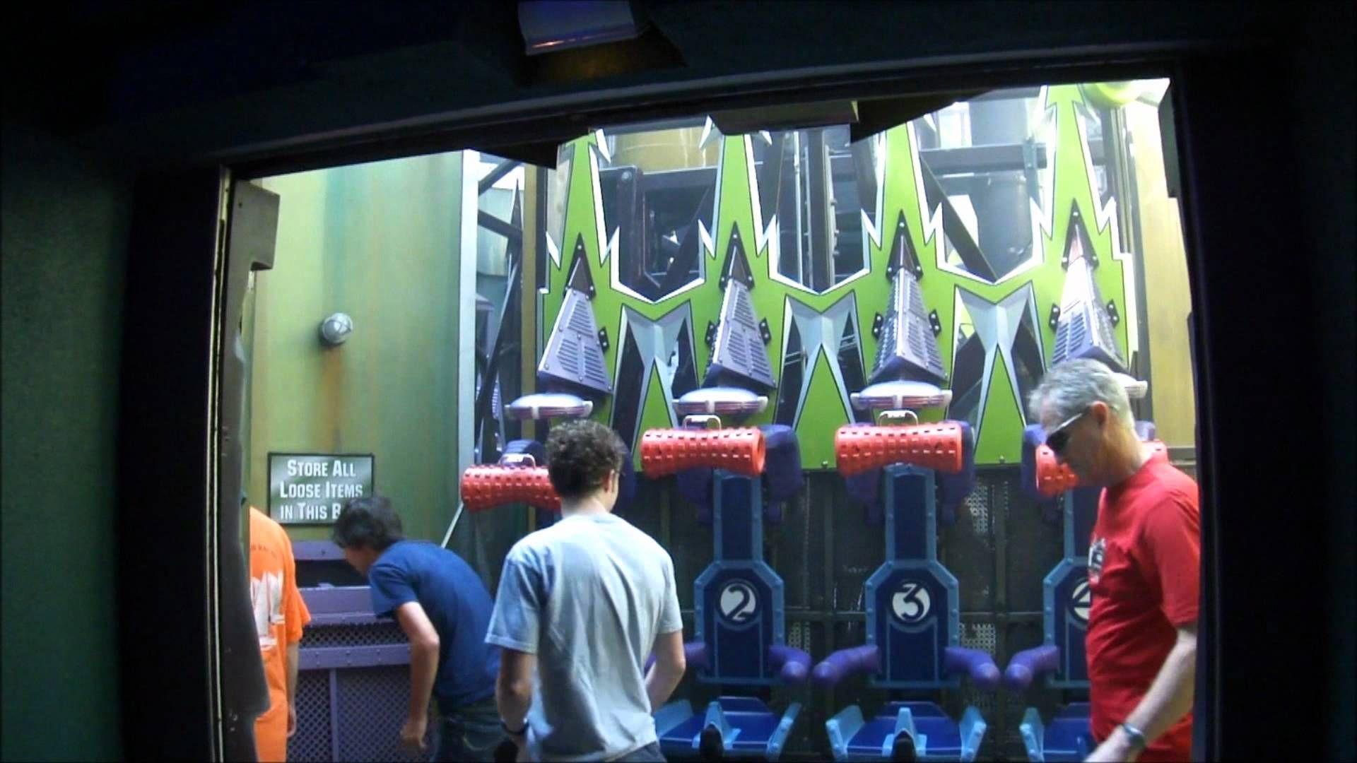 Doctor Doom's Fearfall, Islands of Adventure, Universal