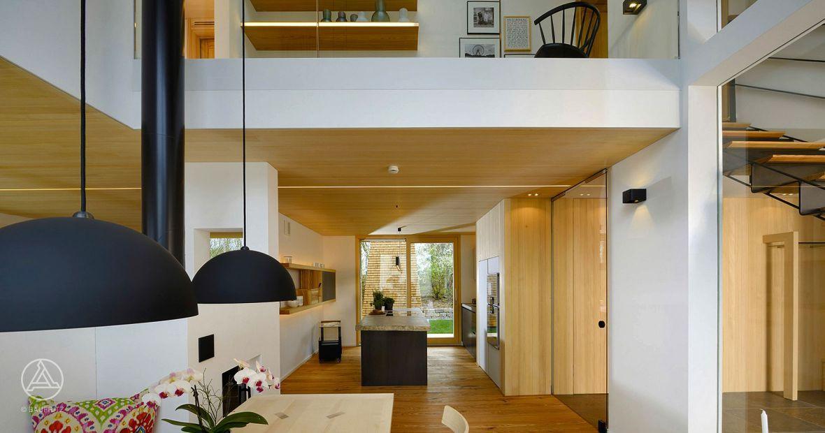Musterhaus innenansicht  Designhaus-Innenansicht | living room | Pinterest