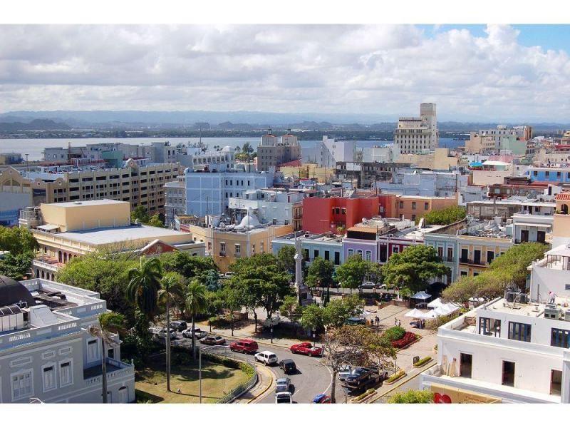 Una vista de San Juan, Puerto Rico.| Shutterstock