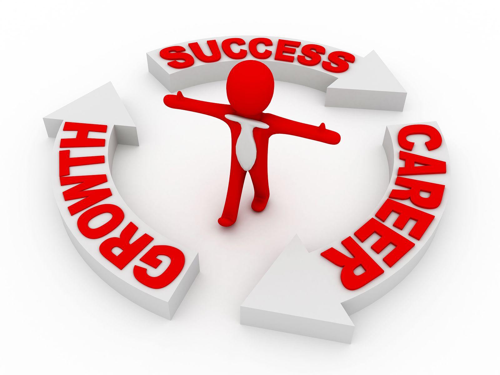 Career, Success, Work, Balance in life, successful career