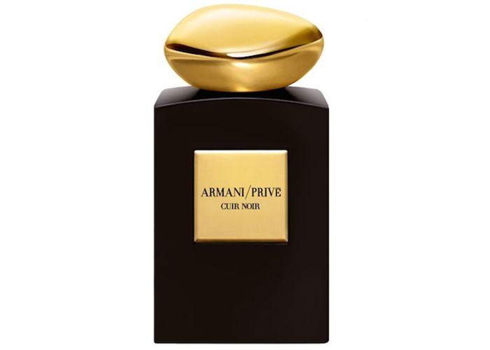 Cuirnoir Armaniprive Cuir Parfum Homme Fragrance Man
