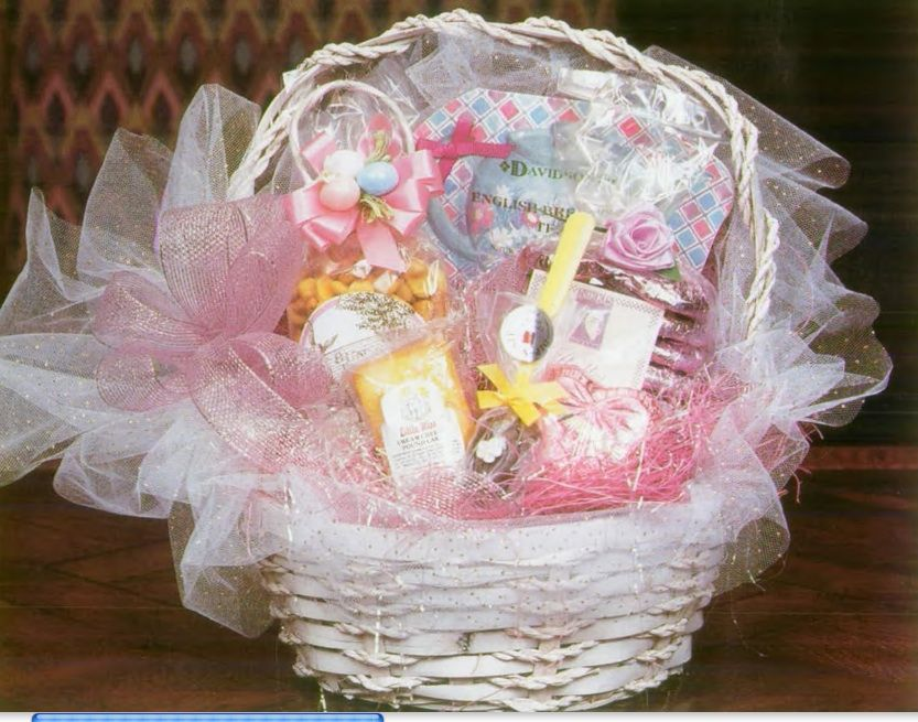 easter basket cakes - Google Search