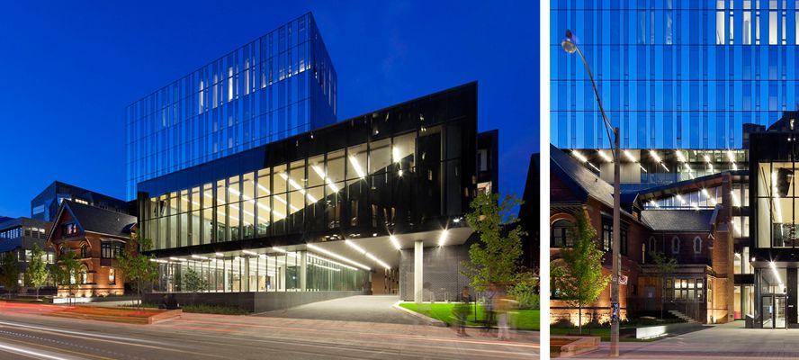 The Joseph L. Rotman School of Management Expansion