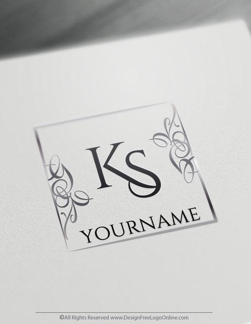Create Letter Logo Design with the best Monogram Maker