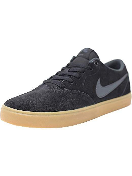 583c9bda36ce9 Nike Zapatillas Hombre Sb Bajas 43 Solar Check Talla Negro 1pw7rU1qWz