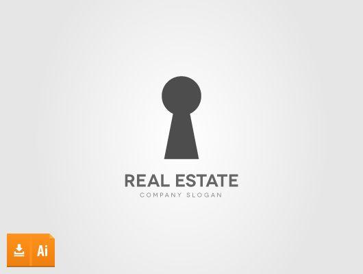 35 Real Estate Logos Ai Eps Logo Pinterest Real Estate