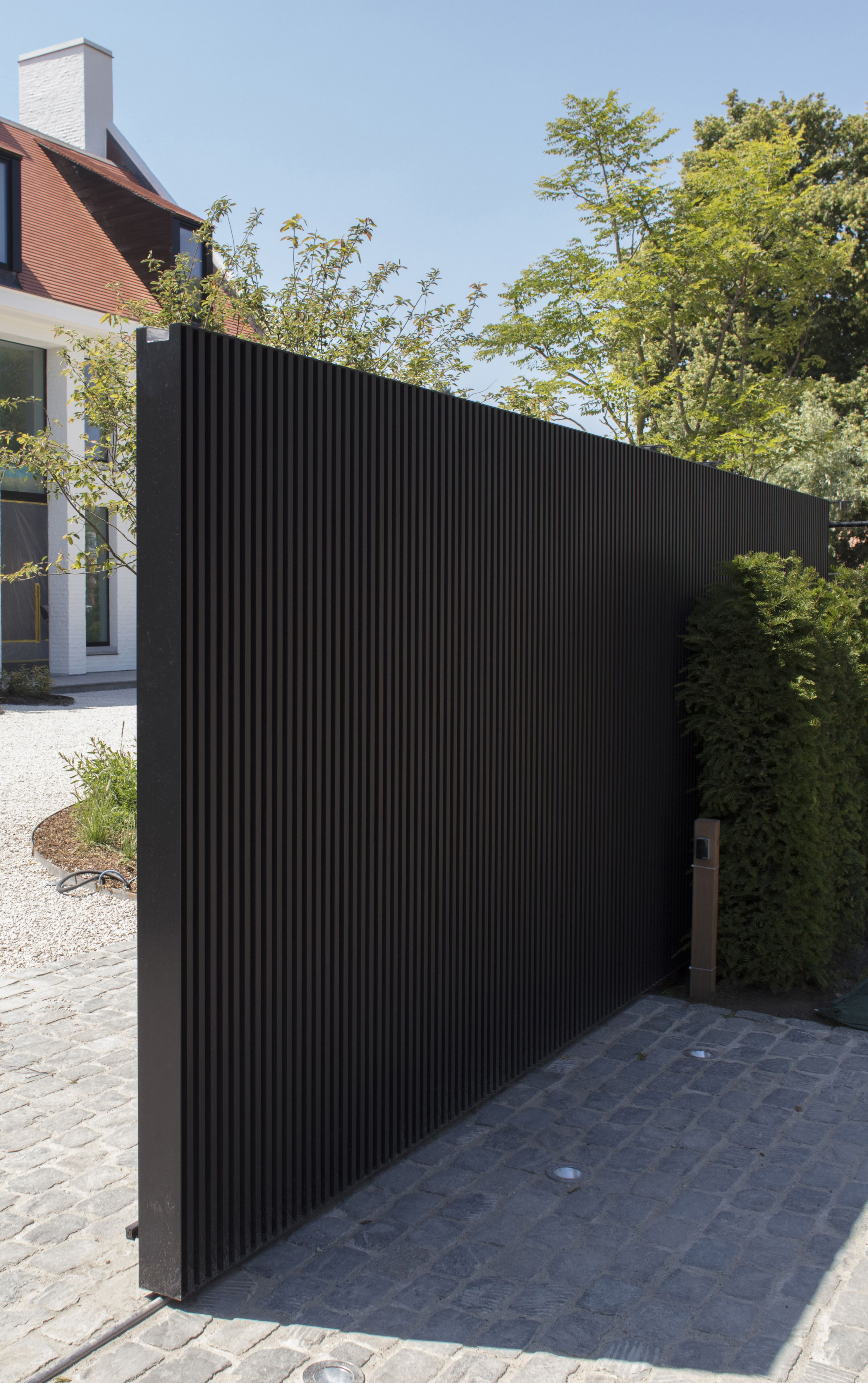 Simple Driveway Gate