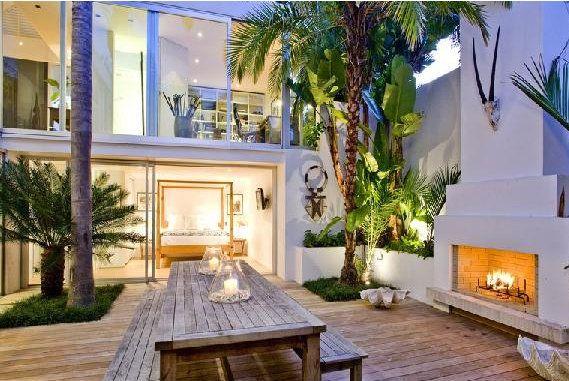 JARDINES, TERRAZAS, PISCINAS (EXTERIORES) Decoración Foros - jardines en terrazas