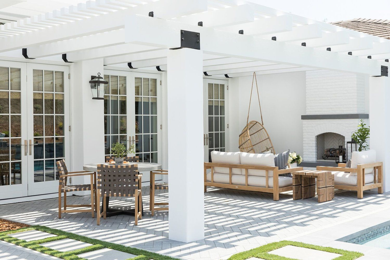 Calabasas Remodel: Outdoor Spaces Reveal + Webisode