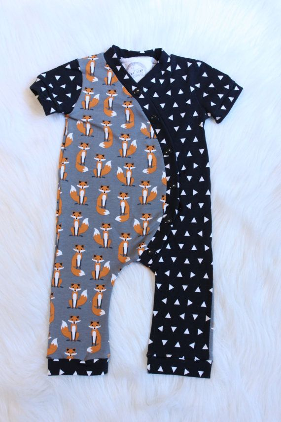 Baby Boy Romper / Coming Home Outfit / Baby Shower Gift / Newborn ...