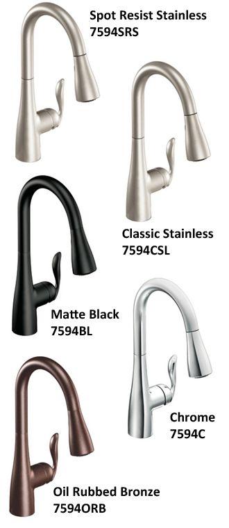 moen faucet kitchen faucet