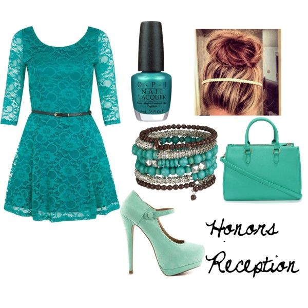 """""""Honors Reception"""" by jillianpino18 on Polyvore"""