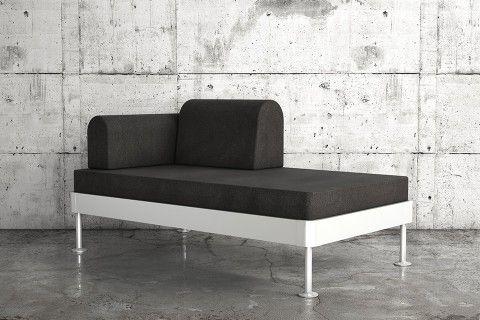 Tom Dixon S Ikea Sofa Bed Has A Hackable Aluminum Frame