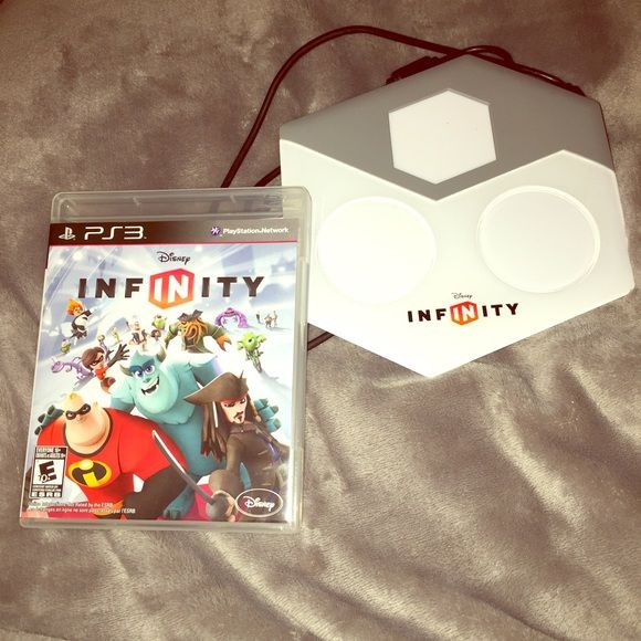 PS3 Disney Infinity game Gently used. Other