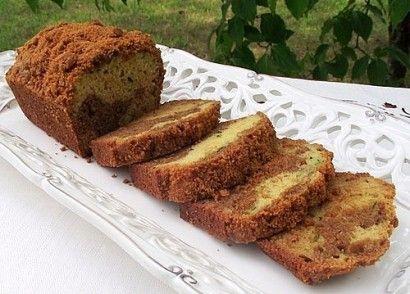 Crumb-Top Biscoff Swirl Zucchini Bread | Tasty Kitchen: A Happy Recipe Community!