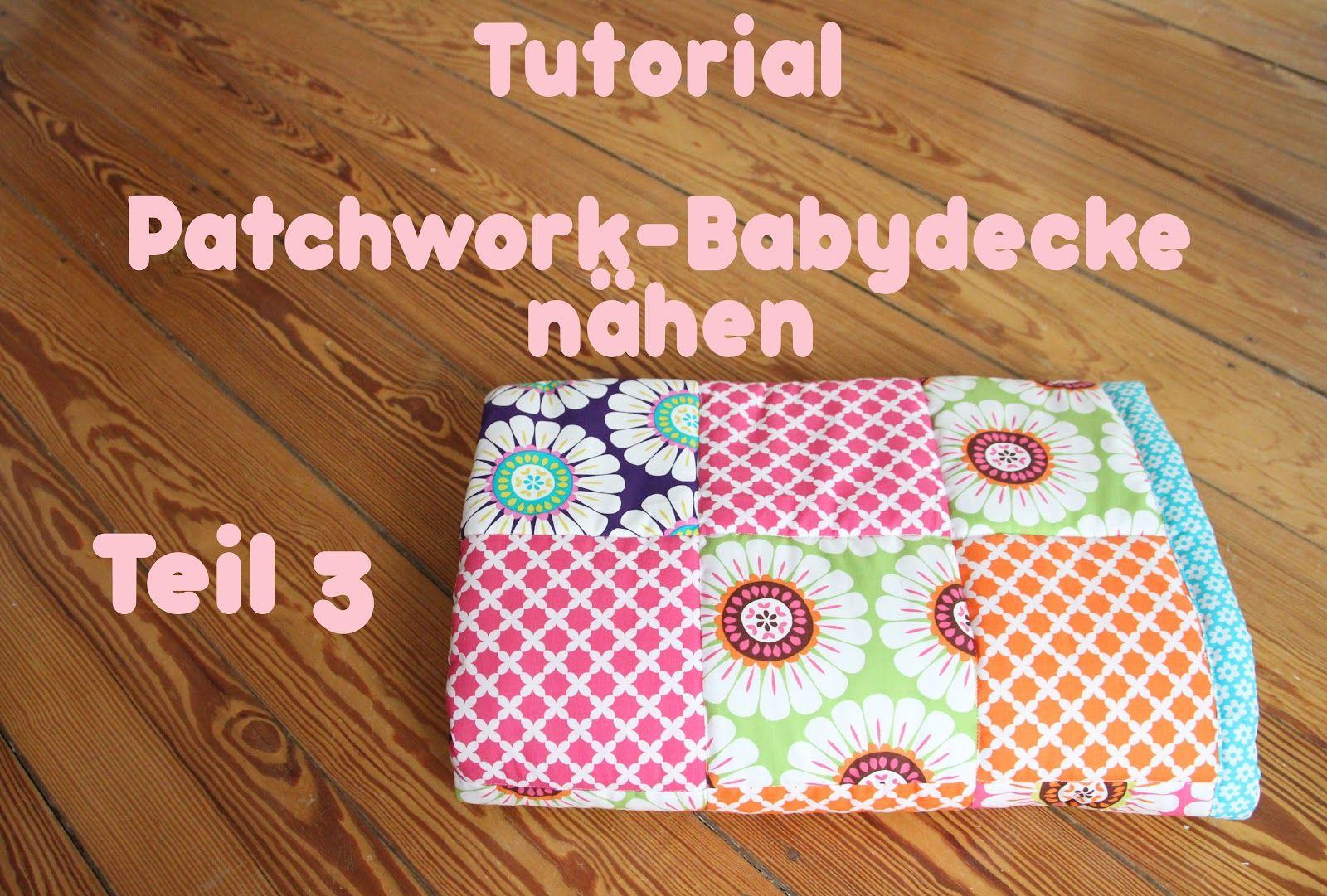 pech tutorial patchworkdecke teil 3 vom patchworken zum quilten baby showers and gifts. Black Bedroom Furniture Sets. Home Design Ideas