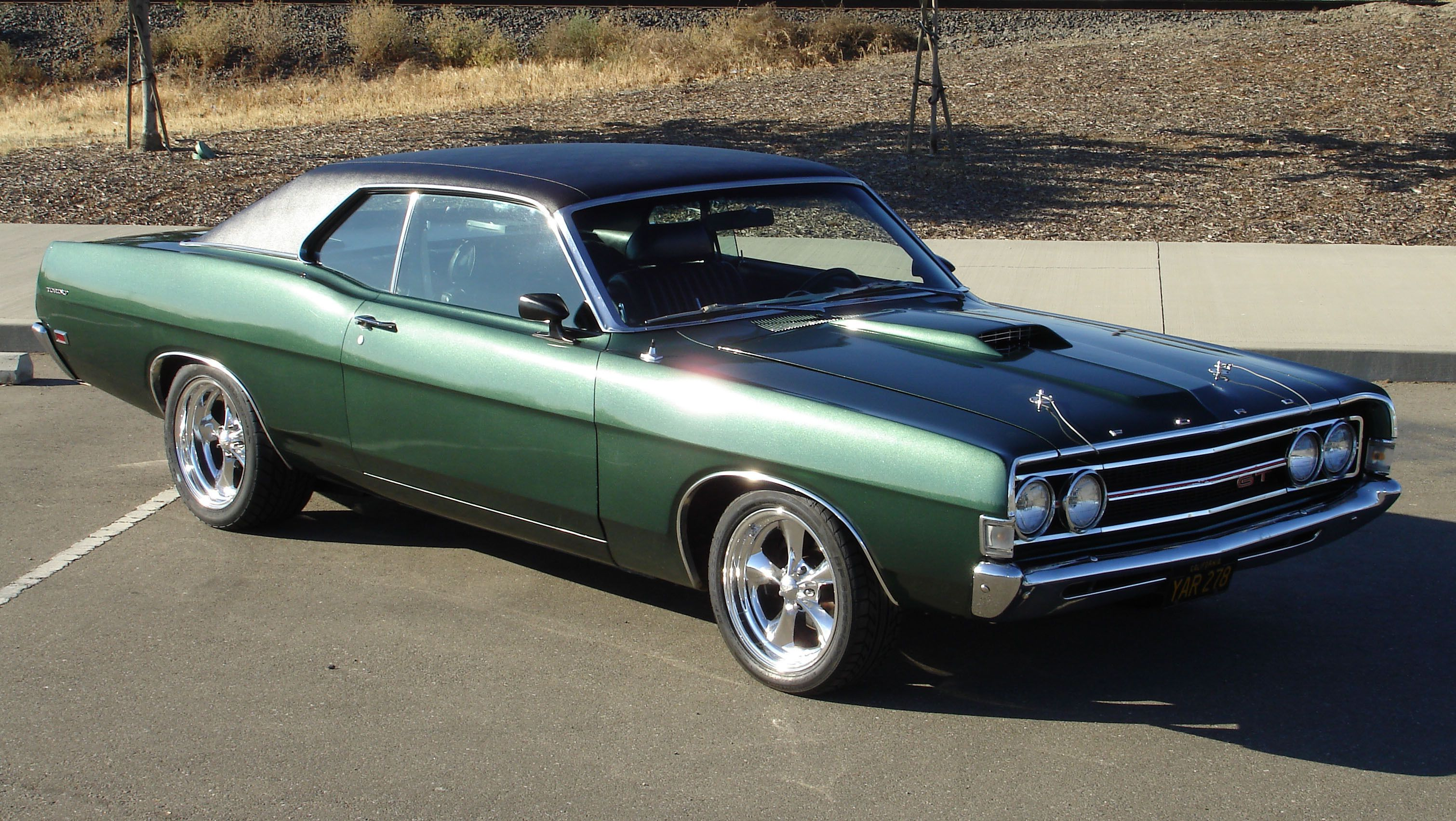 1972 mercury montego n code 429 restomod motorcycle custom - Hot Cars