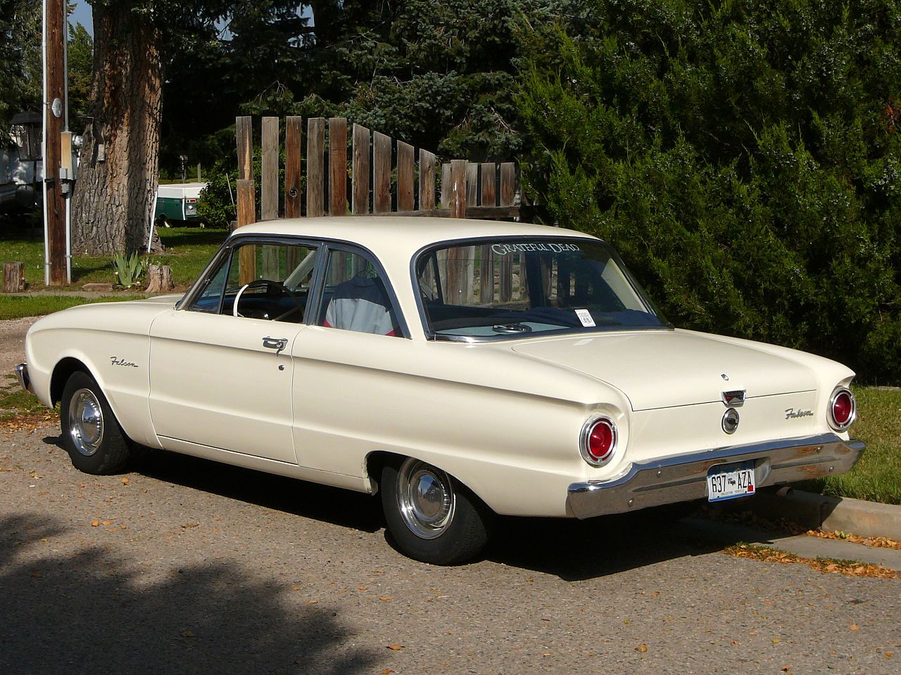 Incredible 1960 Falcon Two Door Sedan Ford Falcon Ford Classic Cars Ibusinesslaw Wood Chair Design Ideas Ibusinesslaworg