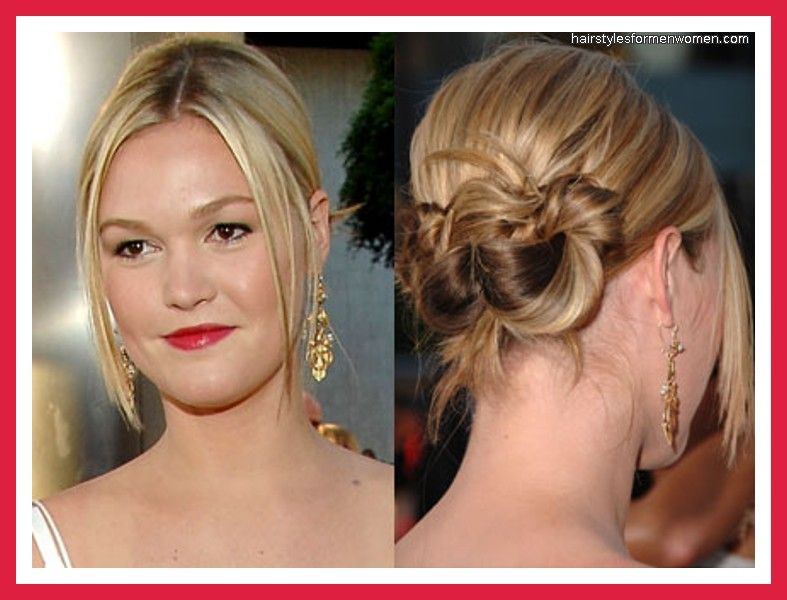Wedding Hairstyles For Fine Hair: Hairstyles For Thin Hair Updos 15